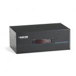 Box ServSwitch Wizard VGA USB Quad-Head Video - 4 Computer(s) - 1 Local User(s) - 1920 x 1200 - 8 x USB20 x VGA - Desktop