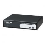 Box 2-Port USB Hub RS-232/RS-422/RS-485 - 2 x 9-pin DB-9 Male RS-232/422/485 Serial USB