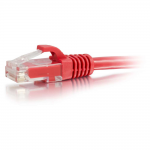 5ft Cat6 Snagless Unshielded (UTP) Network Crossover Patch Cable - Red - Crossover cable - RJ-45 (M) to RJ-45 (M) - 5 ft - CAT 6 - molded snagless stranded - red