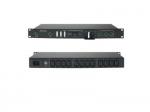 Enclosure Power Distribution Unit Emergency Power Off - Power distribution unit (rack-mountable) - AC 110-125/200-240 V - 3840 VA - input: IEC 60320 C20 - output connectors: 12 (IEC 60320 C13) - 1U - North America - black