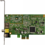 ImpactVCB Video Recoder - Functions: Video Capturing Video Recording - PCI Express x16 - PAL NTSC - Audio Line In - Plug-in Card