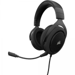 HS60 SURROUND CARBON GAMING HEADSET WITH 7.1 SURROUND SOUND