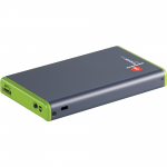 TOUGHTECH M3 1TB SSD USB 3 with WRITEPROTECT HFS+ MAC FORMAT