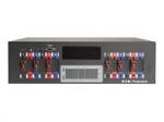 Powerware Rack Power Module RPM-3U - Power distribution unit ( rack-mountable ) - AC 208 V - 3-phase - input: hardwire - 6 output connector(s) ( NEMA L6-30 ) - 3U - 19 inch