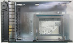300GB SATA Solid state drive (SSD) - 3Gb per second transfer rate multi-level cell (MLC) - Includes LFF/SFF solid state drive (SSD) carrier