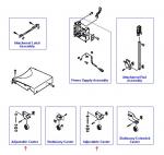 Adjustable caster - Adjustable height/leveling caster