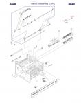 Registration roller assembly cover
