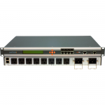 SecureLinx Remote Branch Office Manager - Console server - 8 ports - 100Mb LAN RS-232 - 1 x Mdm 56 Kbps - analog ports: 1 - 1U - rack-mountable