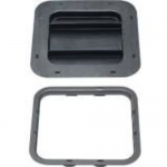 Net-Access - Rack top air sealing fitting - top mountable - black