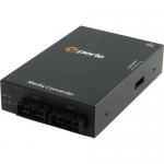 S-1000MM-M2SC05 Transceiver - 2 x SC Ports - 1000Base-SX - Rail-mountable Rack-mountable Wall Mountable