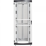 RS Enclosure Server - Rack - cabinet - white - 45U