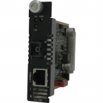 C-100-S1SC40U Media Converter - 1 x Network (RJ-45) - 1 x SC Ports - 10/100Base-TX 100Base-BX - Internal