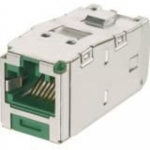 CAT6 8POSITION 8WIRE GRN KEYED DIRECT SHIP INCREMENTAL OF 1