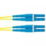 Opti-Core - Patch cable - LC single-mode (M) to LC single-mode (M) - 20 m - fiber optic - 9 / 125 micron - OS1/OS2 - riser - yellow