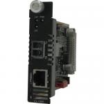 CM-1000-S2LC70 Gigabit Media Converter - 1 x Network (RJ-45) - 1 x LC Ports - DuplexLC Port - 1000Base-T 1000Base-ZX - Internal
