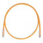 TX6 PLUS - Patch cable - RJ-45 (M) to RJ-45 (M) - 6 ft - UTP - CAT 6 - booted stranded - orange