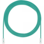 TX5e-28 Category 5E Performance - Patch cable - RJ-45 (M) to RJ-45 (M) - 7 ft - UTP - CAT 5e - IEEE 802.3af/IEEE 802.3at - halogen-free snagless stranded - green