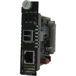 C-1110-S2LC120 Media Converter - 1 x Network (RJ-45) - 1 x LC Ports - DuplexLC Port - 10/100/1000Base-T 1000Base-ZX - Internal