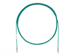 TX6-28 Category 6 Performance - Patch cable - RJ-45 (M) to RJ-45 (M) - 13 ft - UTP - CAT 6 - IEEE 802.3at - booted halogen-free snagless stranded - green