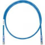 NetKey - Patch cable - RJ-45 (M) to RJ-45 (M) - 20 ft - UTP - CAT 6e - booted stranded - blue