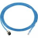 PanZone Cable Assemblies - Network extension cable - RJ-45 (F) to RJ-45 (M) - 75 ft - UTP - CAT 6 - IEEE 802.3af/IEEE 802.3at - plenum snagless solid - blue