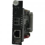 C-1000-M2LC05 Gigabit Ethernet Media Converter Module - 1 x Network (RJ-45) - 1 x LC Ports - 10/100/1000Base-T 1000Base-SX - Internal