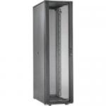 Net-Access S-Type Cabinet - Rack - cabinet - black - 45U
