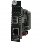 CM-110-S2LC120 Fast Ethernet Media and Rate Converter - 1 x Network (RJ-45) - 1 x LC Ports - DuplexLC Port - 10/100Base-TX 100Base-ZX - Internal