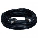 Video Cable - 100 ft - 1 x HD-15 Male VGA - 1 x HD-15 Male VGA - Shielding