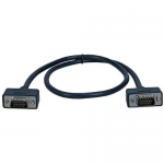 UltraThin VGA/QXGA Cable - HD-15 Male VGA - HD-15 Male VGA - 3ft