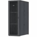 Net-Access S-Type Cabinet - Rack - cabinet - black RAL 9005 - 45U