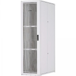 Net-Access S-Type - Rack - cabinet - white RAL 9003 - 48U - 19 inch