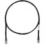 TX5e - Patch cable - RJ-45 (M) to RJ-45 (M) - 2 ft - UTP - CAT 5e - black