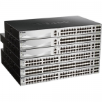 DGS 3130-54S - Switch - L3 Lite - managed - 48 x SFP + 2 x 10 Gigabit Ethernet + 4 x 10 Gigabit SFP+