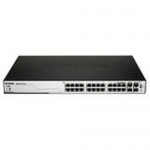 24PORT 10/100/1000 4SFP GBE STACKABLE