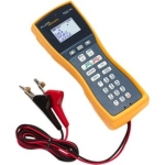 Networks TS53 4 MM Banana and Extra-large Alligator Clips and Test Probe - Voice Signal Testing Video Signal Testing Voltage Monitor Current Measurement