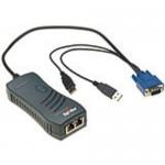 SecureLinx Spider 1-Port Remote KVM over IP Extender - 1 Computer(s) - 1 - 1 x RJ-45 Network