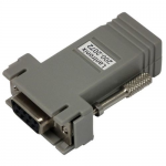Serial adapter ( DTE ) - RJ-45 (M) to DB-9 (F) - for ETS; Secure Console Server SCS1600 SCS3200 SCS3205 SCS4805