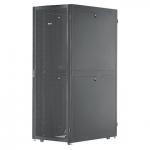 Net-Verse D-Type Cabinet - Rack - cabinet - black RAL 9005 - 42U