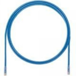 TX6A 10Gig - Patch cable - RJ-45 (M) to RJ-45 (M) - 9 ft - UTP - CAT 6a - snagless stranded - clear