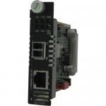 CM-1110-M2LC05 Gigabit Ethernet Media Converter - 1 x Network (RJ-45) - 1 x LC Ports - DuplexLC Port - 10/100/1000Base-T 1000Base-SX - Internal