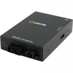 S-1000MM-S1SC10D Media Converter - 1 x SC Ports - 1000Base-SX 1000Base-BX10-D - Rail-mountable Rack-mountable Wall Mountable