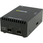 S-10G-STS Media Converter - 10GBase-X - 2 x Expansion Slots - 2 x SFP+ Slots - Desktop