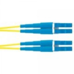 Opti-Core - Patch cable - LC single-mode (M) to LC single-mode (M) - 23 ft - fiber optic - 9 / 125 micron - OS1/OS2 - riser - yellow