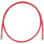 TX6 PLUS - Patch cable - RJ-45 (M) to RJ-45 (M) - 5 ft - UTP - CAT 6 - booted stranded - red