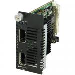 CM-10G-XTXH Media Converter - No - 10GBase-X - 2 x Expansion Slots - 2x XFP Slots - Internal