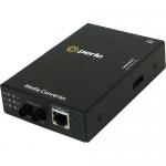S-110-S2SC20-XT Media Converter - 1 x Network (RJ-45) - 1 x SC Ports - No - Single-mode - 10/100Base-TX 100Base-LX - Desktop Wall Mountable Rail-mountable Rack-mountable