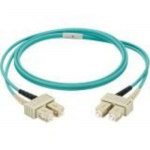 NetKey - Patch cable - SC single-mode (M) to SC single-mode (M) - 15 m - fiber optic - 9 / 125 micron - OS2 - riser - yellow