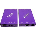 VGA STEREO AUDIO PS2 RS-232 CAT5 EXTENDER