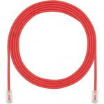 TX5e-28 Category 5E Performance - Patch cable - RJ-45 (M) to RJ-45 (M) - 1 ft - UTP - CAT 5e - IEEE 802.3af/IEEE 802.3at - halogen-free snagless stranded - red